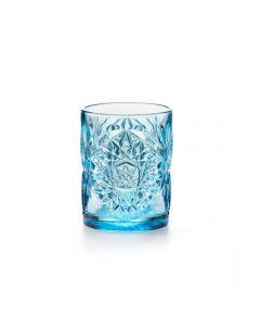 VINTAGE LIGT BLUE  SET 6 BICCHIERI ML300